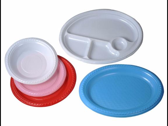 广东一次性餐具有哪些品牌 诚信服务 中山市通力塑料制品供应
