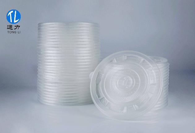 重庆一次性餐具杯子 和谐共赢 中山市通力塑料制品供应