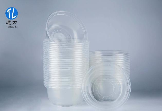 苏州一次性餐具厂 诚信服务 中山市通力塑料制品供应