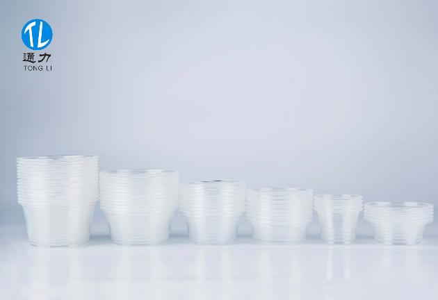 中山打包碗生產廠家 抱誠守真 中山市通力塑料制品供應