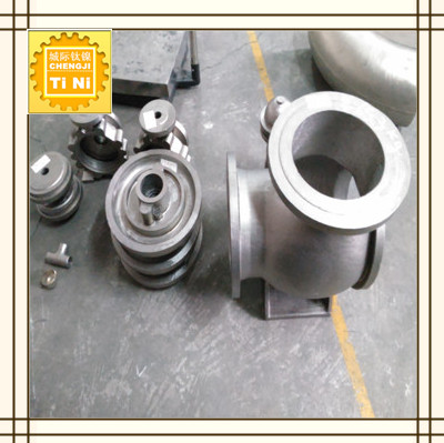 自贡轴流泵钛铸件标准,钛铸件