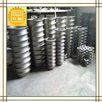 扬州钛弯头钛管件应用,钛管件