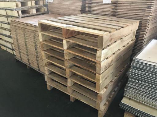 福建鋼帶木托盤
