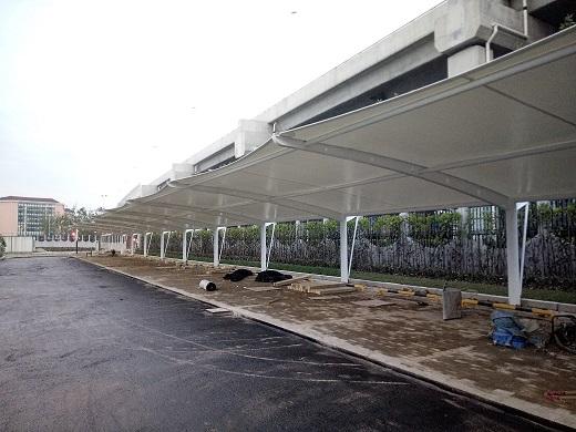 钢结构停车棚专业定制