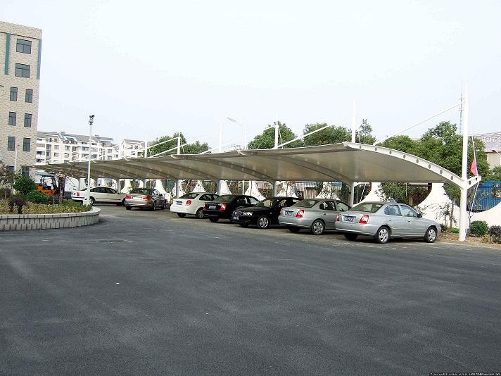 小车停车棚供货厂家