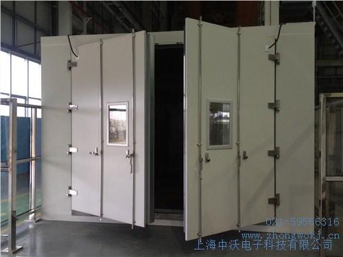 提供上海市上海高温高湿加湿房直销厂家中沃供