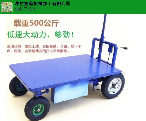 江蘇小型電動平板車多少錢 服務至上「濰坊旭晶機械加工供應」