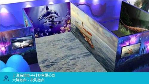广东公司展厅投影展馆投影 上海音维电子科技供应「上海音维电子科技供应」