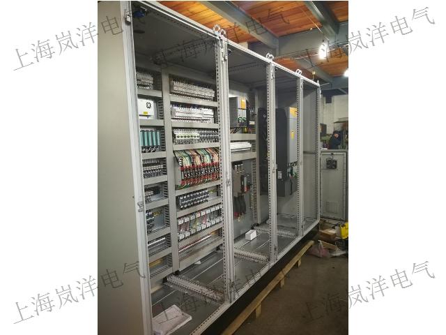 甘肃控制柜信誉保证 客户至上 上海岚洋电气供应