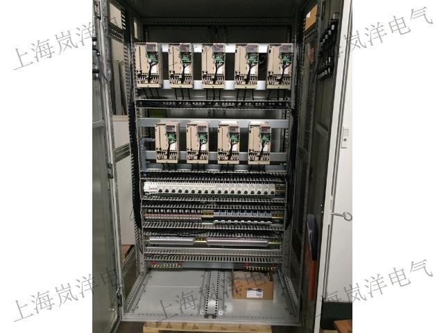 新疆挤出控制柜控制柜质量保证 值得信赖 上海岚洋电气供应