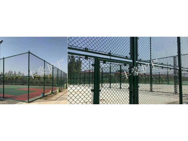 上海附近球场护栏厂 服务为先 苏州丰豪五金筛网制品供应