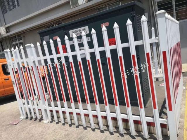 杭州附近PVC护栏多少钱一米,PVC护栏