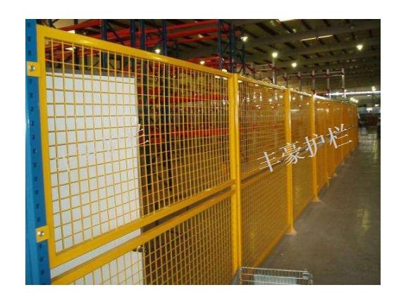昆山厂房隔离护栏定制 诚信服务「苏州丰豪五金筛网制品供应」