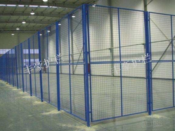 无锡厂房隔离护栏生产厂家 欢迎咨询 苏州丰豪五金筛网制品供应