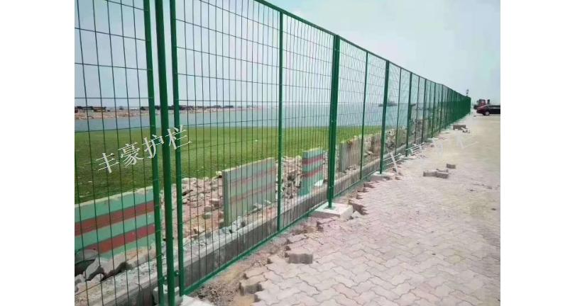 昆山生产围墙护栏公司 服务为先 苏州丰豪五金筛网制品供应