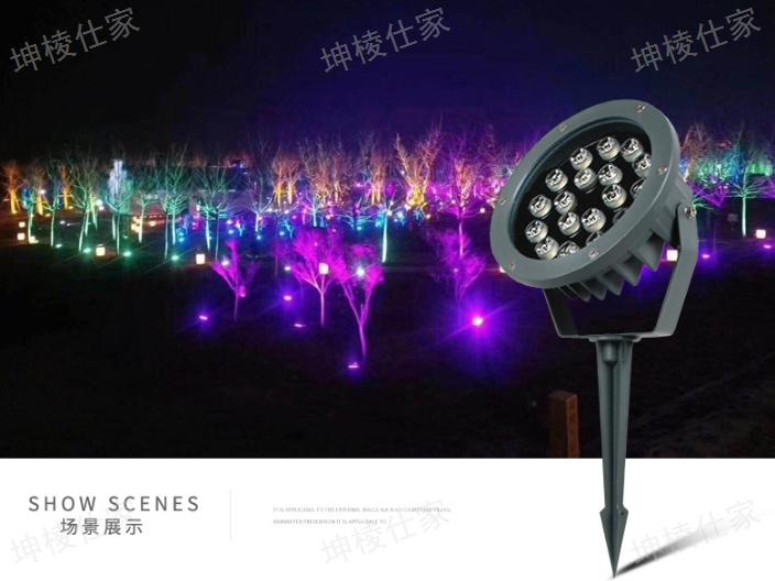 广州户外亮化照明厂家 欢迎咨询「坤棱灯饰厂供应」