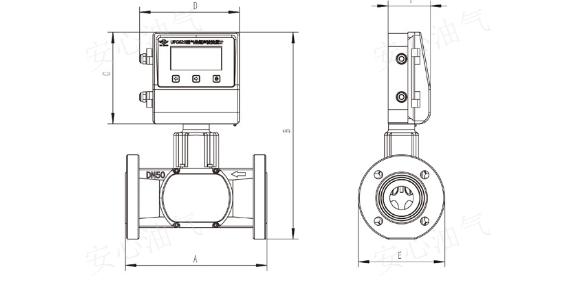 濮陽天然氣超聲波流量計銷售廠家「江蘇安心油氣工程供應」