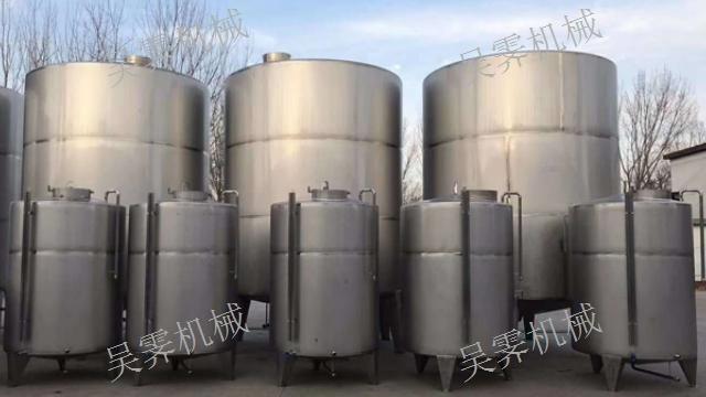 无锡单层不锈钢储罐设备