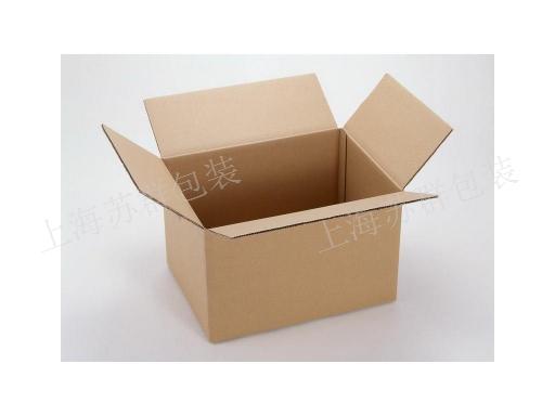 珠海牛皮纸箱生产 诚信经营「上海苏群包装材料供应」