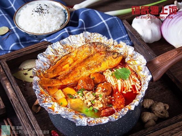 长沙中式加盟 杭州优溪味餐饮管理供应