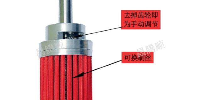 陕西CNC加工研磨刷可量尺定做 昆山市昌腾顺磨料磨具供应