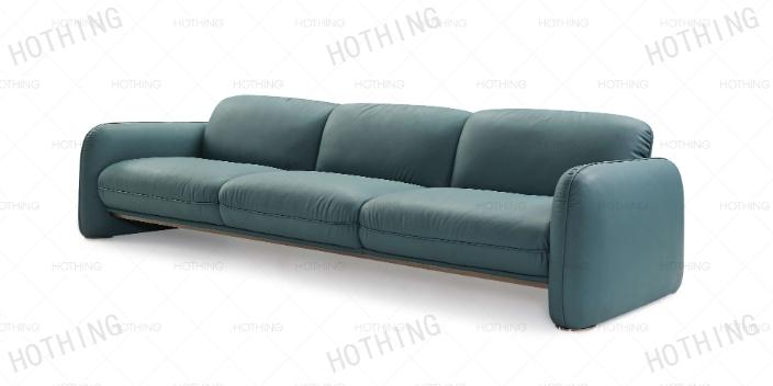 宁波现代商城极简沙发组合