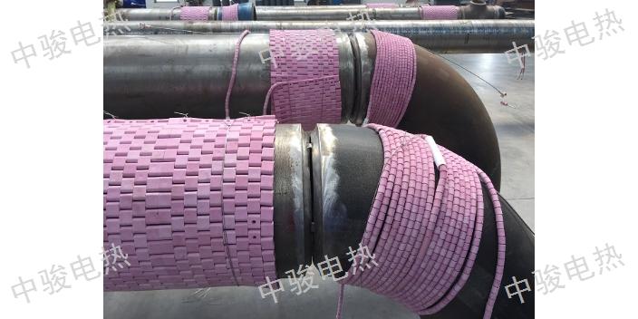 山东LCD履带式加热器厂家 铸造辉煌 苏州中骏电热设备供应