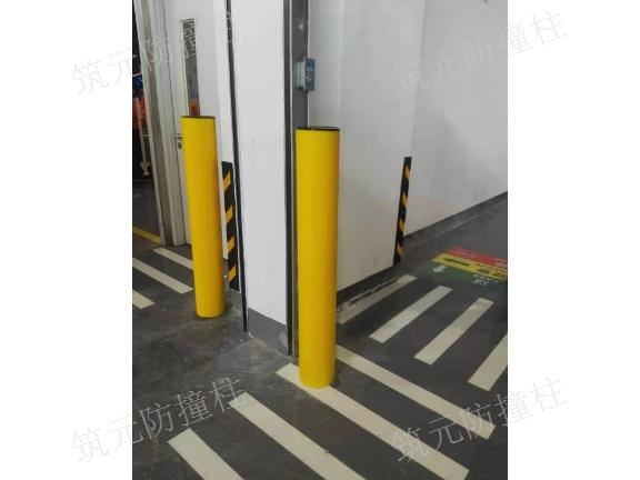 宁夏卸货月台防撞柱价钱,防撞柱