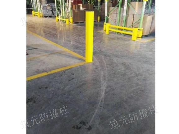 云南弹性防撞柱批发 铸造辉煌 筑元门业供应