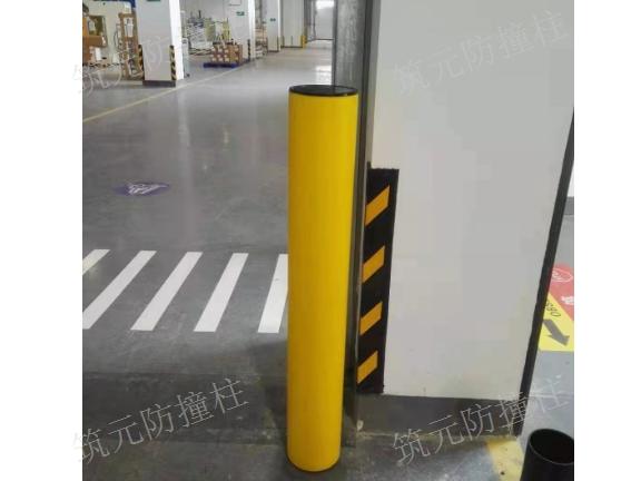 青海弹性防撞柱制作厂家
