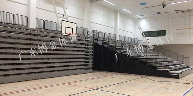 西安足球場座椅品質保障 貼心服務「廣東博金體育設施供應」