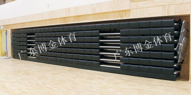 深圳定制吹塑体育看台座椅设施厂家直销 创新服务「广东博金体育设施供应」