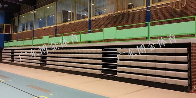 遼寧多功能廳體育看臺座椅設施 歡迎來電「廣東博金體育設施供應」