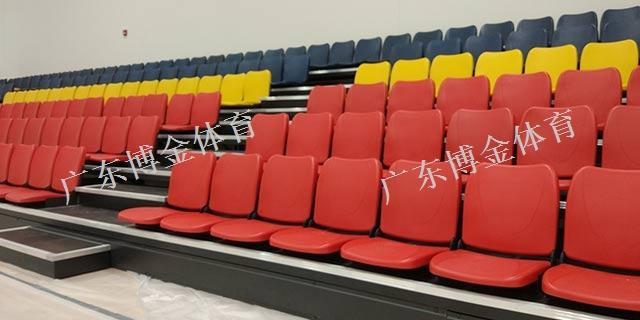 深圳球场体育看台座椅设施 来电咨询「广东博金体育设施供应」
