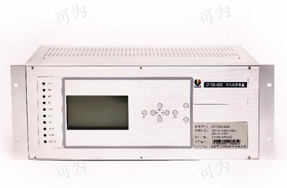 四川抗干扰耐腐蚀北斗GPS/NTP时钟服务器设备/系统生产制造厂家 值得信赖 成都可为科技供应