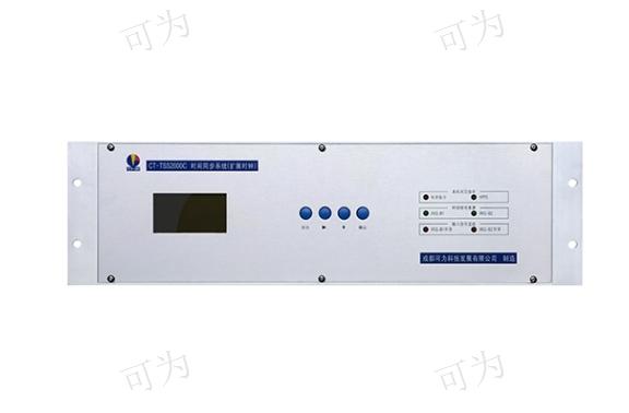 四川时间服务器北斗GPS/NTP时钟服务器设备/系统批量按需定制 值得信赖 成都可为科技供应