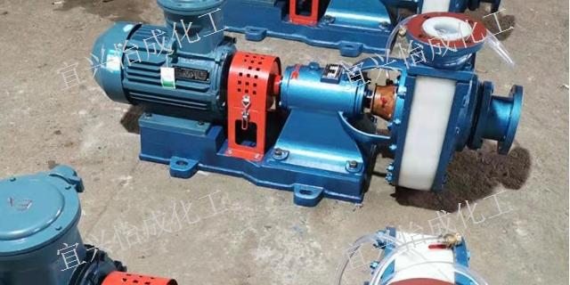 邯郸工程塑料离心泵结构