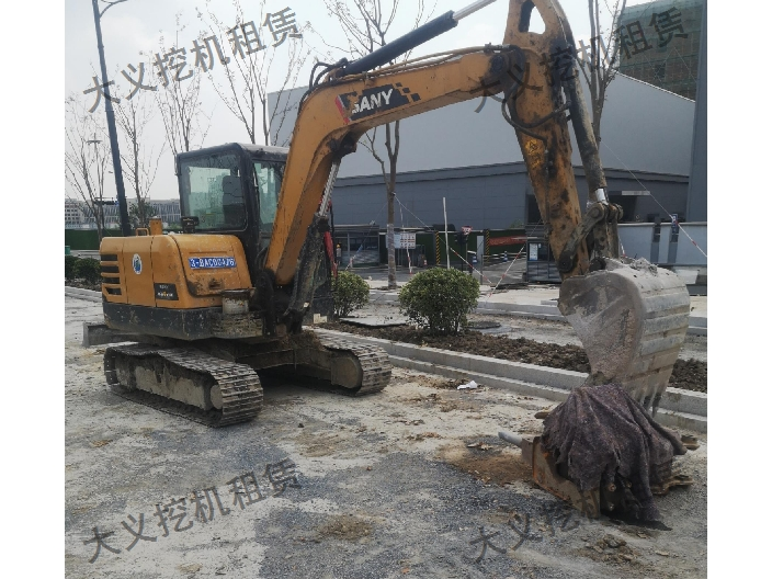 临安区挖机租赁价格咨询