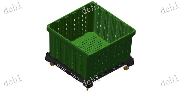 广州购买卡板箱直销价格 创造辉煌 东莞市德成环力保塑胶制品供应