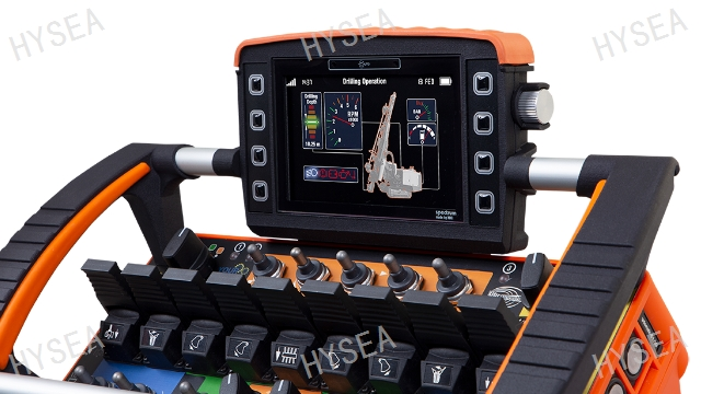 宝山区工业遥控器 无线传输方式 海希供