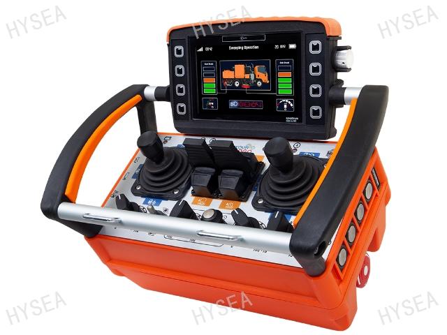 杨浦区海希工业遥控器接线图 海希供