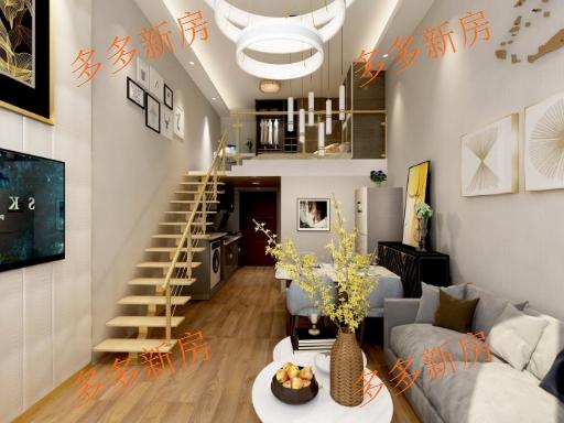 南昌 恒锦玖珑时代广场LOFT公寓毛坯10600元/平起 专车接送「南昌市尚策供应」