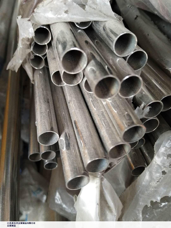 天津321不锈钢无缝管厂家 江苏进百洪金属制品供应
