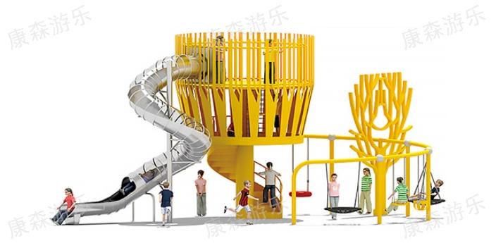 河北幼兒園滑梯 歡迎來電「浙江康森游樂設備供應」