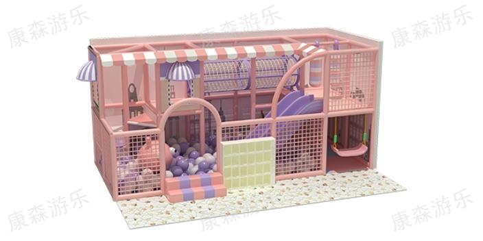 上海小型室內淘氣堡怎么制作 來電咨詢「浙江康森游樂設備供應」