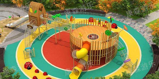 甘肃定制幼儿园木质滑梯,幼儿园木质滑梯
