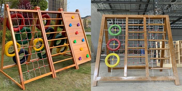 黑龙江新款幼儿园木质滑梯哪里好