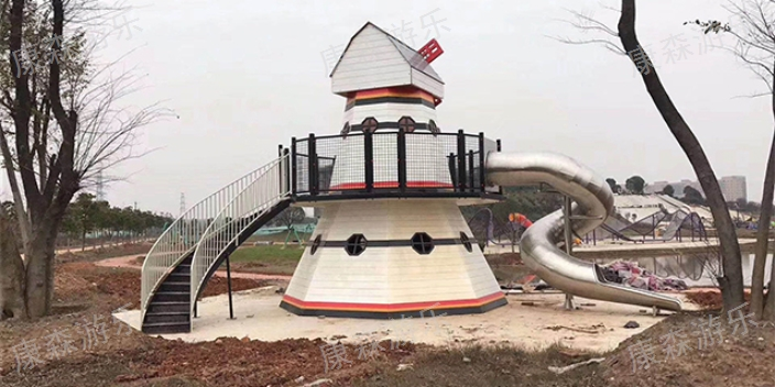 内蒙古景区幼儿园木质滑梯报价,幼儿园木质滑梯