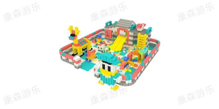 海南公园EPP积木哪里有 服务为先「浙江康森游乐设备供应」