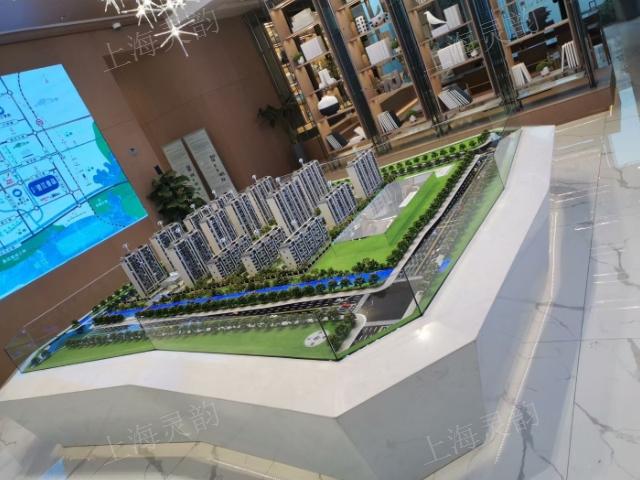 廣州沙盤模型制作「靈韻供」